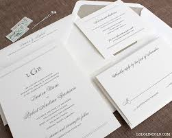 monogram wedding invitations preppy monogram wedding invitations wedding invitations by