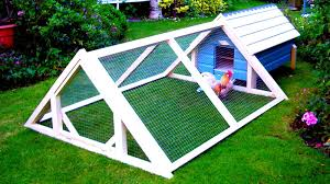 how to build a simple cheap chicken coop youtube