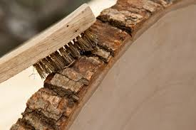 How To Build A Tray Ceiling How To Make An Easy Diy Wood Slice Serving Board Man Made Diy