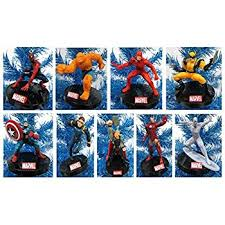 marvel ornament set
