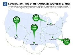 Chandler Arizona Map by Gm To Build 21m Innovation Center In Chandler Arizona Builders