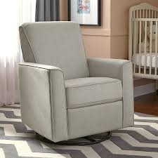 chairs appealing magnificent white nursing rocker glider and