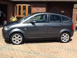 audi a2 dolphin grey and the new daytona grey