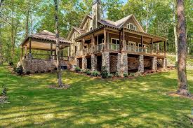 hill country homes for sale 1076 wynndy hill on lake martin al new waterfront homes for sale
