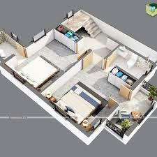3d floor plan design and rendering services company usa india
