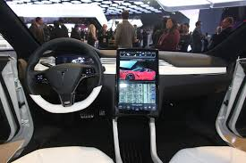 suv tesla 2016 tesla model x interior united cars united cars
