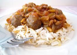 recette de cuisine libanaise avec photo daoud bacha boulettes de viande beirut soul kitchen