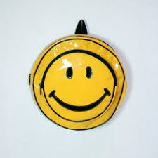 Smiley Face Vase Vintage Yellow Smiley Face Vase Yellow Glass By Junkyardblonde
