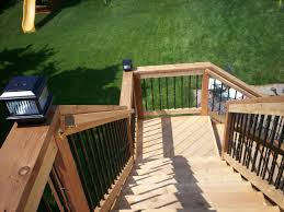 home decor free deck railing plans woodworking bench deadman diy