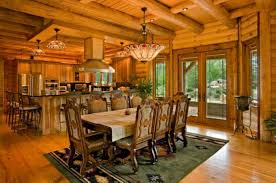 Log Home Decor Ideas Log Home Interior Design Interior Design Ideas Log Cabins Home