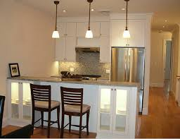 opening up a galley kitchen in a rowhouse or apartment galley