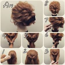 best 25 messy updos for short hair ideas on pinterest short