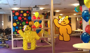 send balloons belfast balloon delivery pudsey celebration balloons