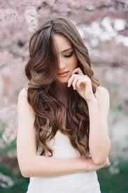 casual long hair wedding hairstyles casual wedding hairstyles for long hair full wedding magazine
