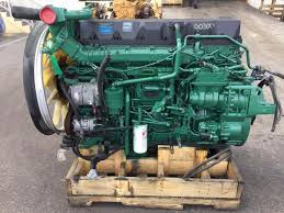 2016 volvo tractor volvo d13 stock 003069 engine assys tpi