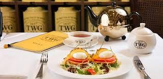 la cuisine de no駑ie twg 的全新早午餐套組 讓妳的下午茶瞬間夢幻起來
