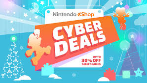 nintendo discounting select up to 30 in time for