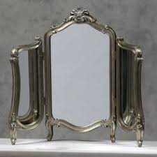 frank hudson french chic dressing table mirror dressing table