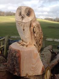 Wood Carving For Kitchens by The 25 Best Chainsaw Carvings Ideas On Pinterest Tree Carving