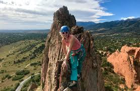 Rock Climbing Garden Of The Gods Pikes Peak Alpine School Rock Climbing Colorado Springs Co