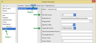 android api versions how to change api sdk level in android studio