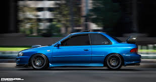 old subaru impreza hatchback just another subaru u2026or is it stancenation form u003e function