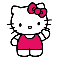 cute hello kitty wall decals u2014 all home design ideas
