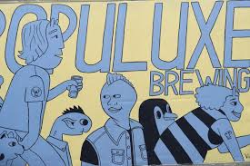 populuxe brewing eater seattle populuxe brewing s ballard expansion brings pinball and more seating