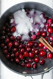tarter than sweet cranberry relish pickled plum food and drinks