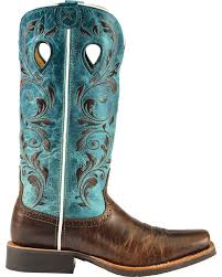 twisted boots womens australia twisted x ruff stock turquoise embroidered boots square