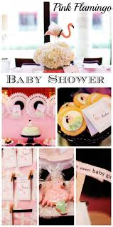 Barbie Themed Baby Shower by 280 Best Flamingo Themed Baby Shower Images On Pinterest
