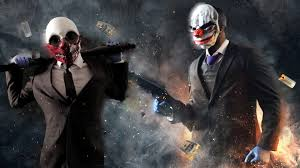 payday 2 chains and wolf custom wallpaper by davecreator on deviantart