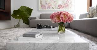 Marble Effect Coffee Tables Marble Coffee Table Design Style Ideas And Tips Sefa Stone