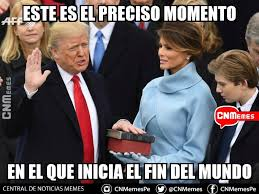 Memes De Obama - los mejores memes que dejó la investidura de trump y la despedida de