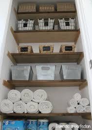 linen closet linen closet organization and the end of my pink walls