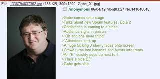 Half Life 3 Confirmed Meme - gabe announces hl3 xpost r 4chan halflife