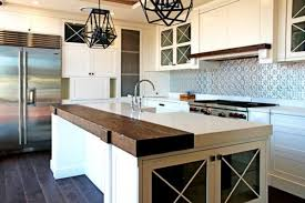 aluminum kitchen backsplash also rectangle shape white wooden