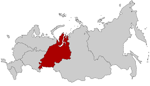 Ural Mountains World Map by Ural Region Wikipedia