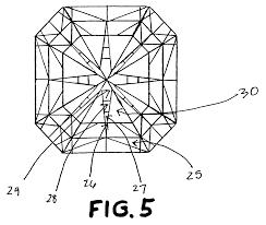 patent us6668585 multi faceted combined cut gemstones google