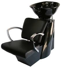 Reclining Makeup Chair Salon Shampoo Units And Bowls Fast Shipping U2013 Zurich Beauty