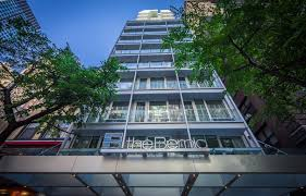 Hotel Near Times Square Sanctuary Hotel Near Grand Central Midtown The Bernic Hotel Nyc