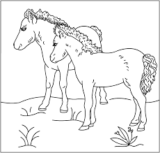 free horse coloring pages coloring pages wallpaper
