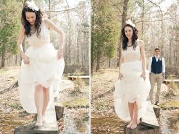 farm style wedding shoot