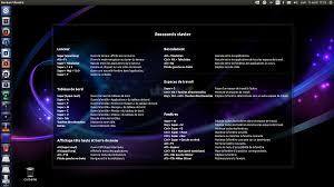 raccourci clavier bureau unity un environnement de bureau universel ubuntu facile par