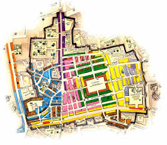 Map Of Istanbul Istanbul Historical Bazaars Travel Istanbul U0026 Highlights Of