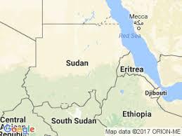 africa map khartoum current time in khartoum sudan