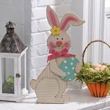 Wooden Easter Hanging Decorations by 207 Best Celebrate Easter Images On Pinterest Easter Decor