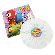 Yo Gabba Gabba Images by Yo Gabba Gabba Fantastic Voyages White Splatter Colored Vinyl