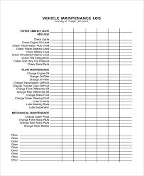 maintenance log template exol gbabogados co