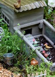 Cool Garden Ornaments How To Make A Miniature Garden In A Container Hgtv